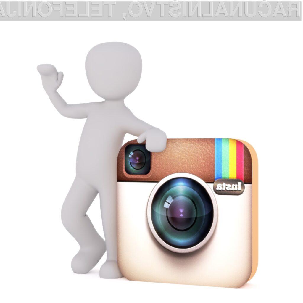 """Tudi Instagram za iOS in Android odslej omogoča """"temni način"""" - kako ga aktivirati?"""
