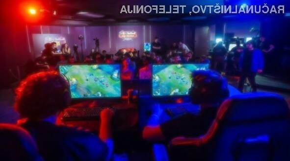League of Legends bitka za potovanje na svetovno prvenstvo v Braziliji