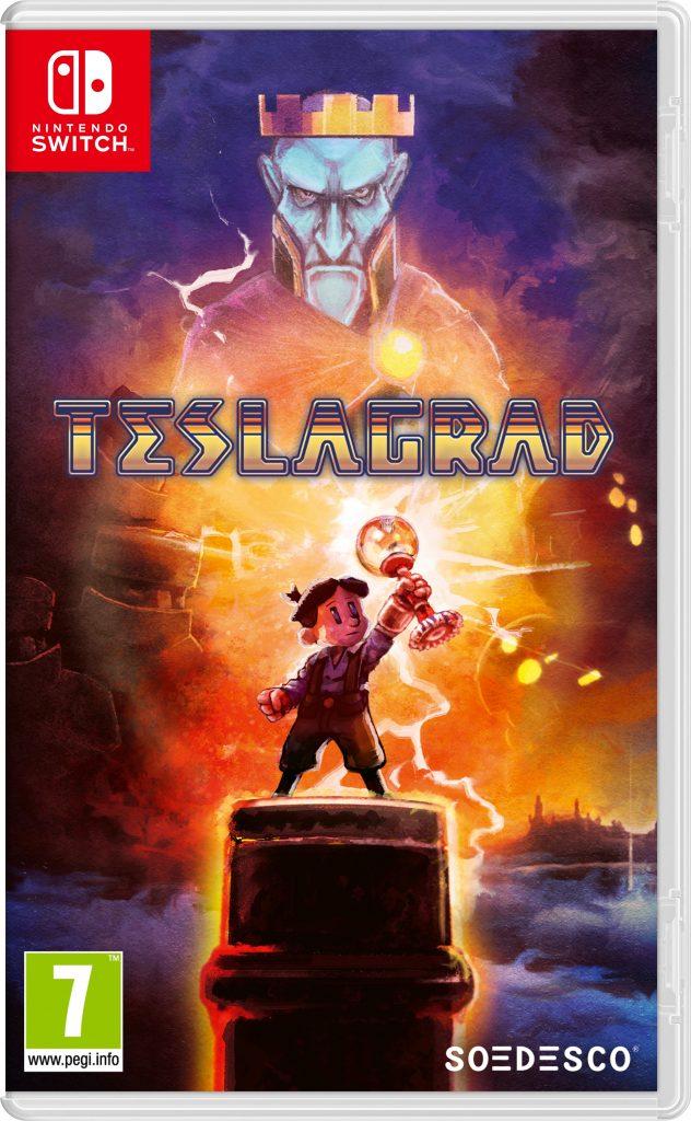 Teslagrad - ne gre le za akcijo