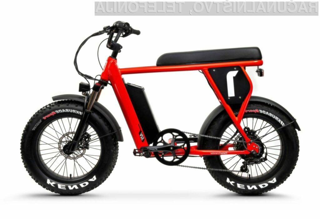 Razmišljate o novem električnem kolesu? Oglejte si tega robustnega junaka