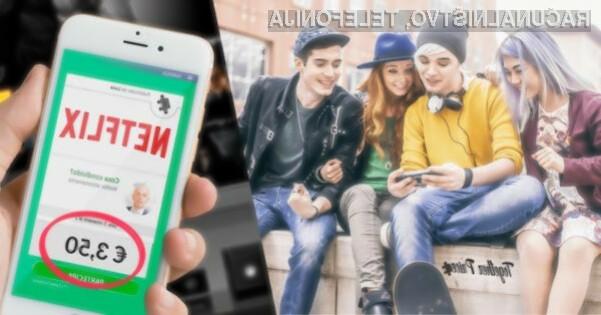 Netflix se bo ostro zoperstavil goljufivim uporabnikom.