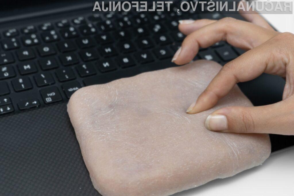 Umetna koža nam bi zagotovo poenostavila marsikatero opravilo!