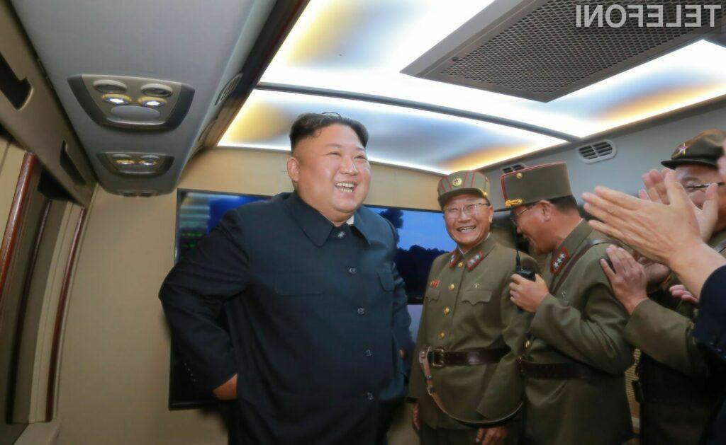 Pametni mobilni telefoni v Severni Koreji niso nobena redkost.
