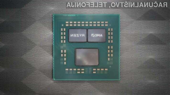 Procesorji AMD Ryzen 4000 bodo pisani na kožo prenosnim računalnikom.