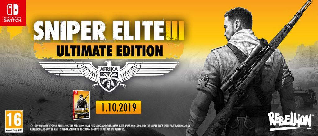 Sniper Elite 3 Ultimate Edition: kot ostrostrelec prežite na žrtve