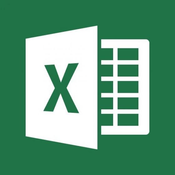 Tečaj Microsoft Excel začetni 4.11. - 5.11.2019