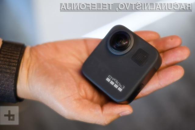 GoPro z novo 360° kamero