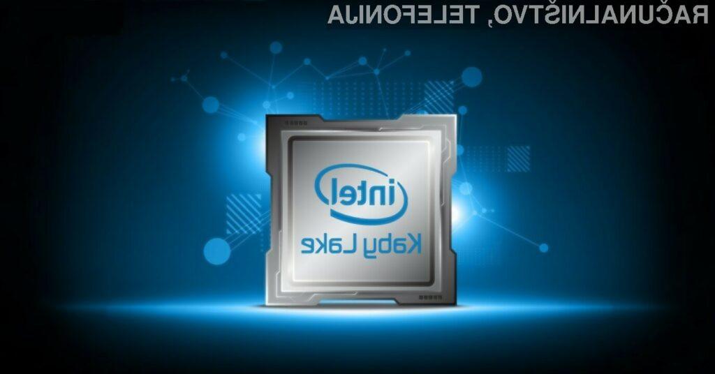 Podjetje Intel bo naročila za procesorje s procesorskimi jedri Kaby Lake sprejemal le še do 24. aprila naslednjega leta.