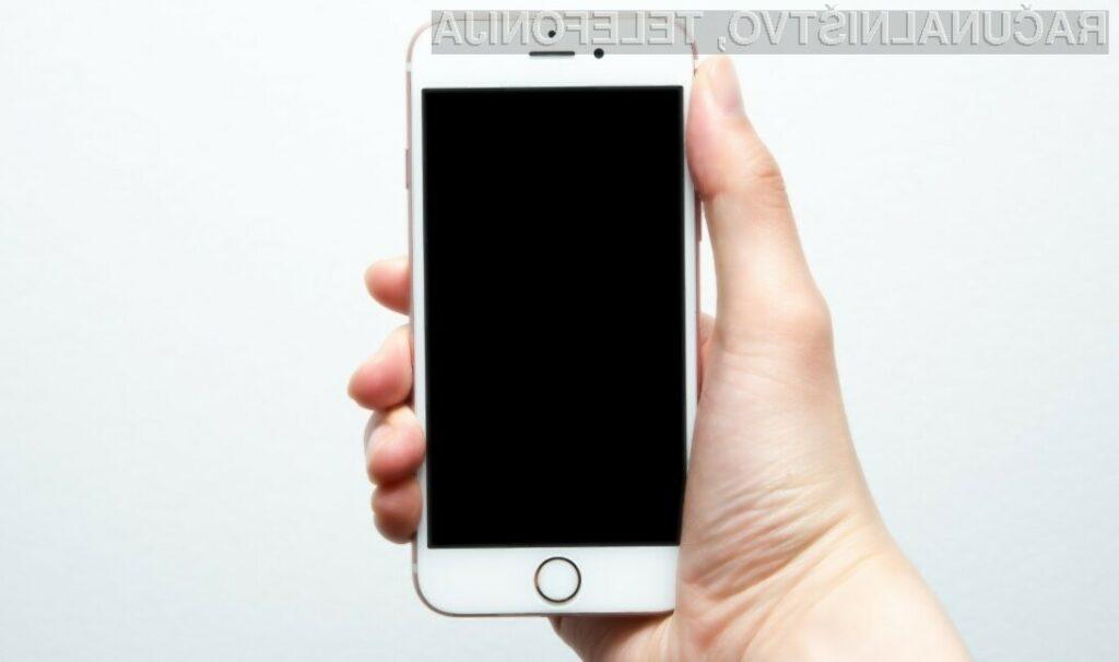 Pametni mobilni telefoni iPhone 6S in iPhone 6S Plus, ki so bili izdelani od oktobra 2018 do avgusta letos, imajo težavo z vklopom.