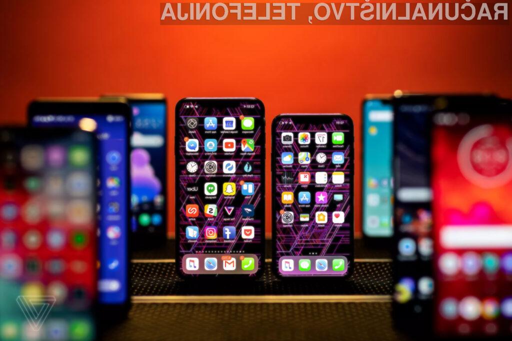 Applove 5G iPhone naj bi poganjali prvi 5-nanometrski čipi
