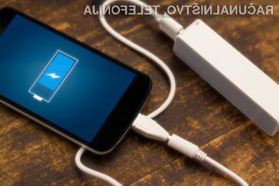 Kako pravilno polniti baterije na pametnih telefonih