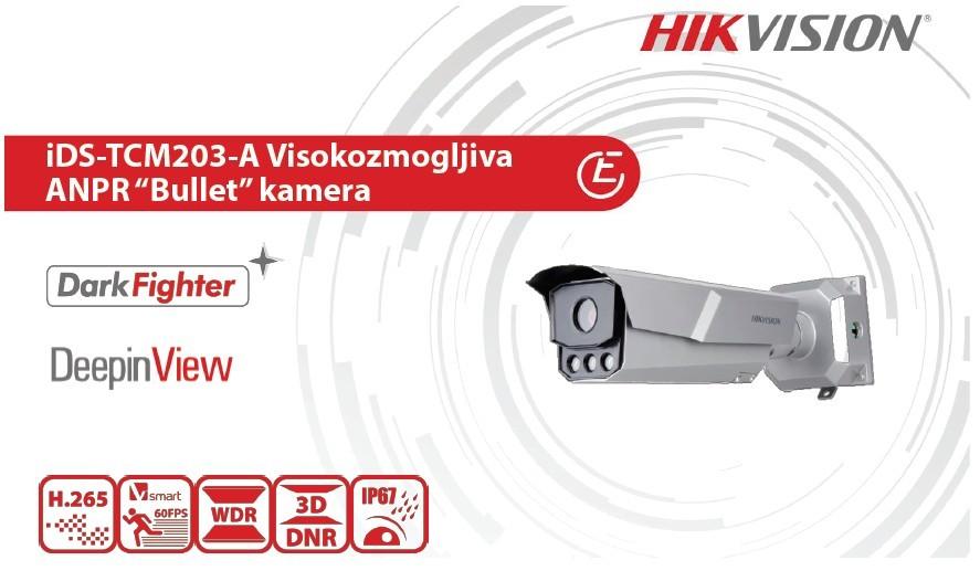Kamere, ki prepoznajo registrske tablice