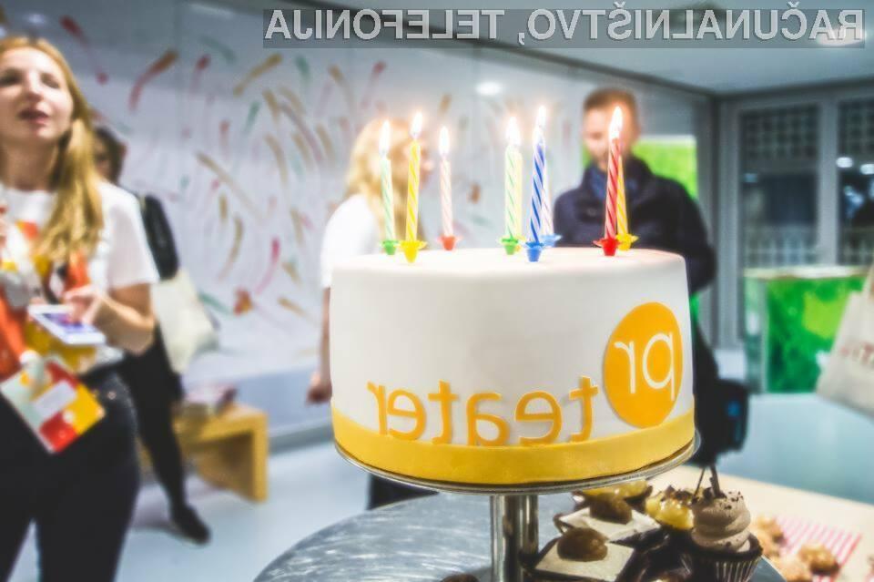 PR teater bo letos praznoval 10. rojstni dan. Foto: PR teater