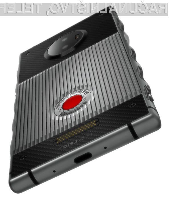 Pametni mobilni telefon RED Hydrogen One žal ne bo dočakal končne različice.
