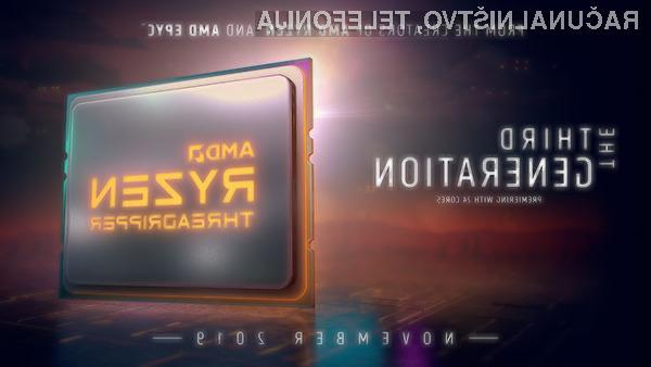 Novi procesorji podjetja AMD bodo razkriti 5. novembra letos.