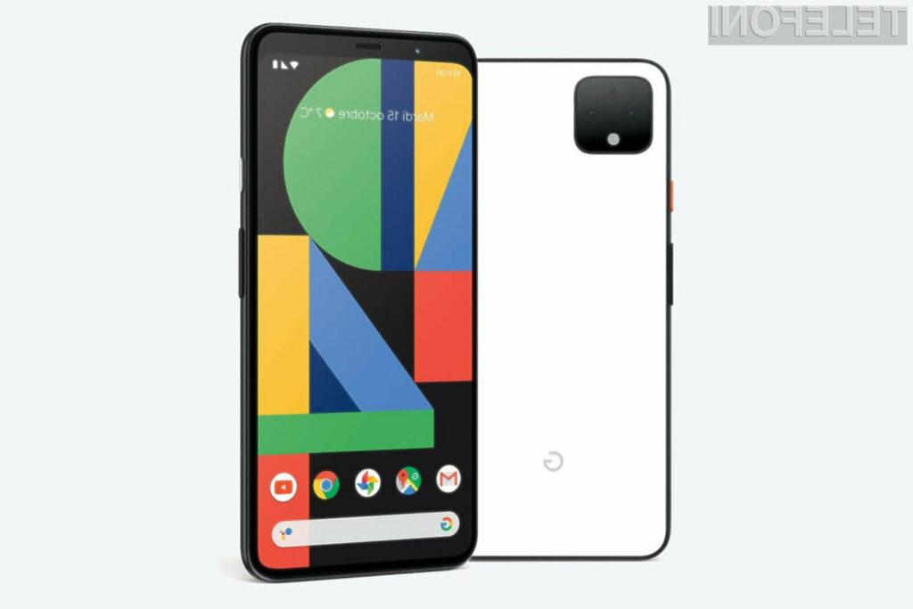Novi Google Pixel 4 naj bi bil javnosti razkrit že 15 oktobra!