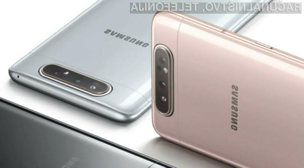 Baterijo pametnega mobilnega telefona Samsung Galaxy A91 bomo napolnili kot za šalo!