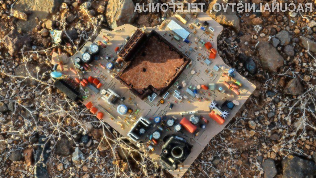 Operacijski sistem Collapse OS je navdušil mnoge ljubitelje znanstvene fantastike.