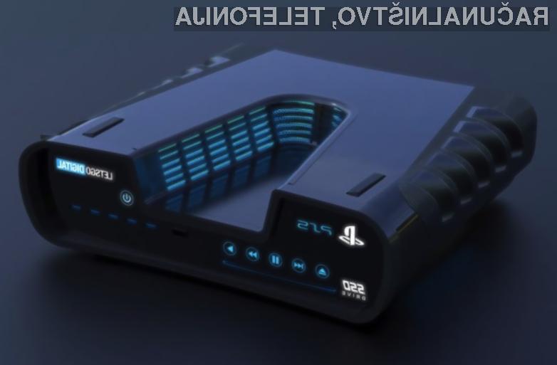 Igralna konzola Sony PlayStation 5 bo naprodaj konec naslednjega leta.