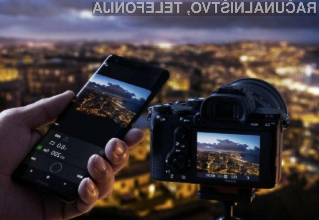 Sony Xperia 1 Professional Edition je namenjen najzahtevnejšim uporabnikom!