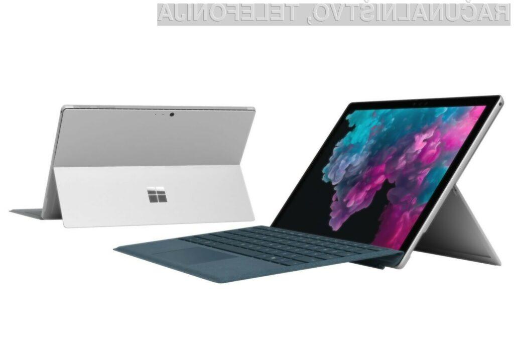 Novi Surface 7 Pro nas na terenu zagotovo ne bo pustil na cedilu!