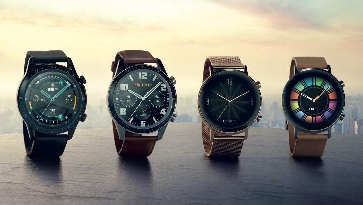 Nastavite pametno uro Huawei Watch GT 2 v 5 minutah