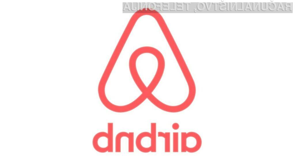Airbnb bo do konca leta 2020 preveril vse nastanitve na platformi