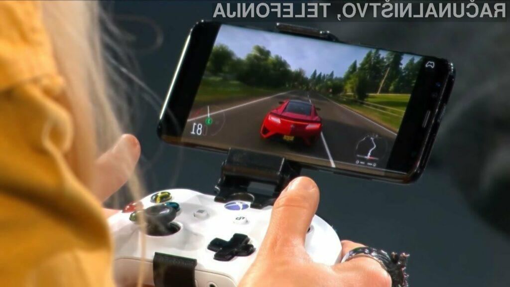 Microsoftova igričarska oblačna storitev Xbox xCloud naj bi pripomogla k še večji priljubljenosti igranja oblačnih konzolnih iger.