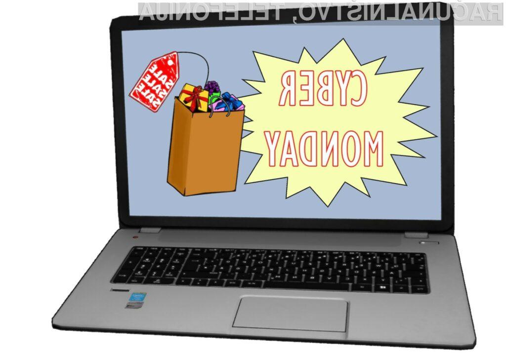 Kateri dan izbrati za nakupovanje: »Black Friday ali Cyber Monday«?