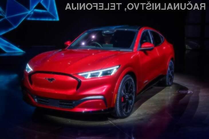 Mustang Mach-E: 5 stvari, ki jih morate vedeti o Fordovem prvem električnem terencu