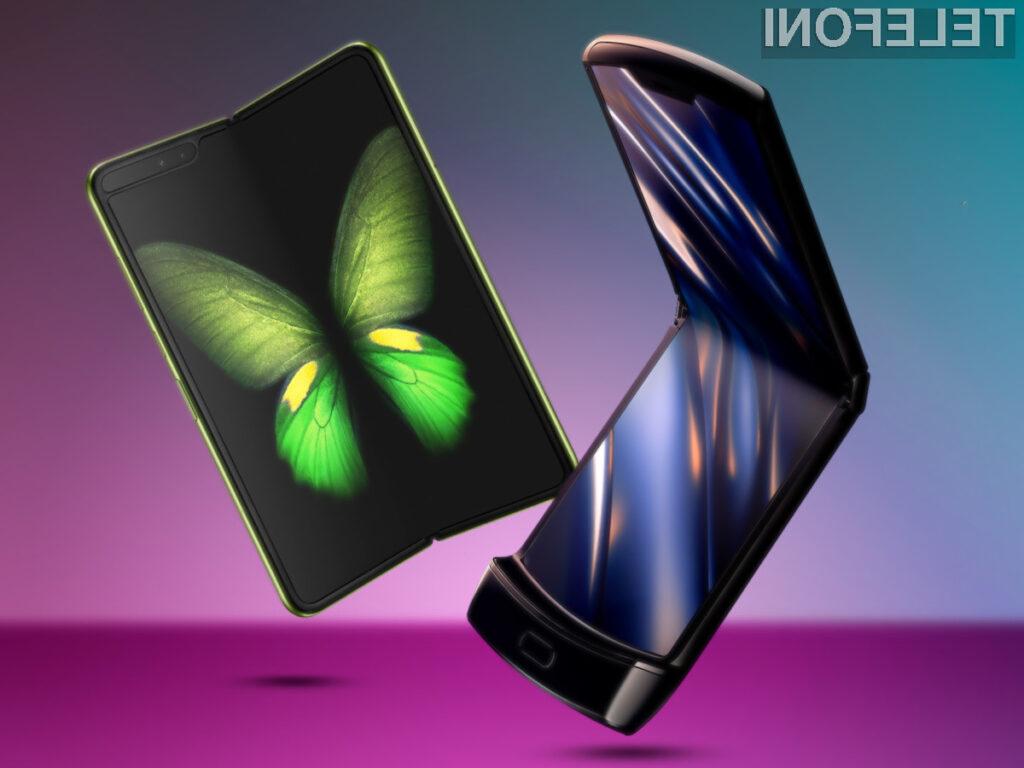 Motorola Razr vs. Galaxy Fold: največje pomanjkljivosti in najbolj zanimive lastnosti