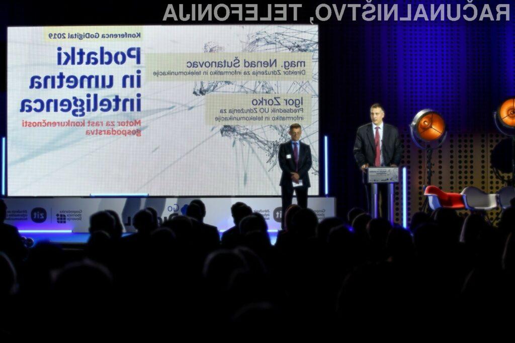GoDigital: umetna inteligenca je ključnega pomena za optimizacijo procesov