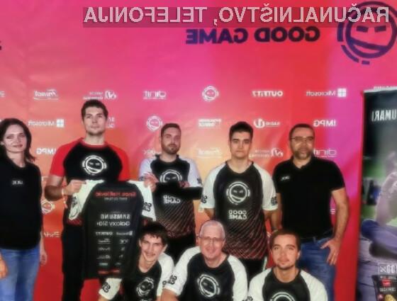 10 ekip na prvem Good Game dogodku v Sloveniji