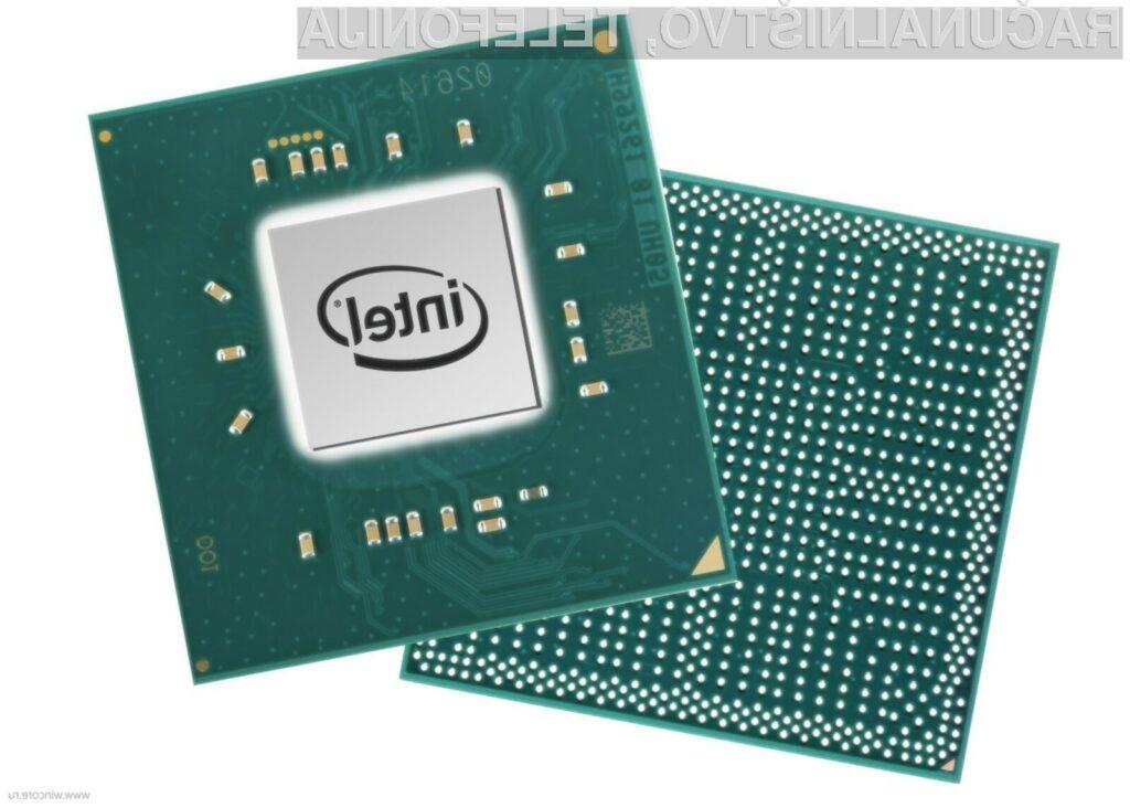 Novi procesorji Intel Comet Lake-U so kot nalašč za proizvajalce prenosnih računalnikov.