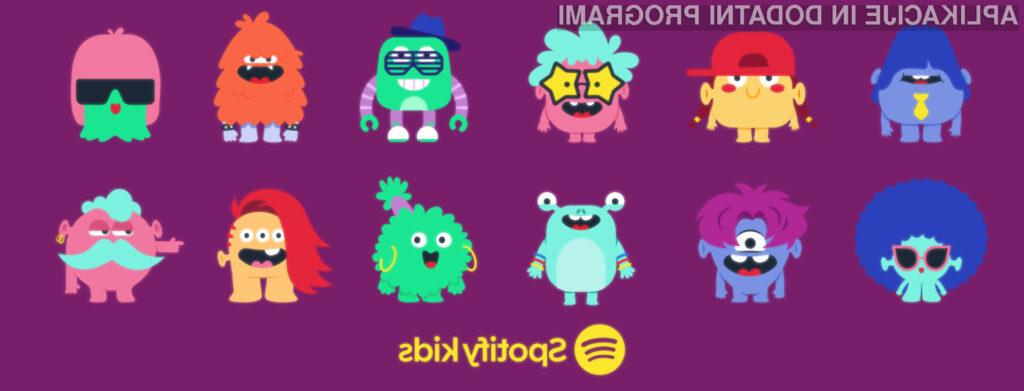 Spotify Kids: Vse, kar morate vedeti o novi aplikaciji za otroke