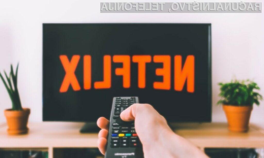 Storitev Netflix od decembra ne bo več delovala na starejših pametnih televizorjih podjetja Samsung.