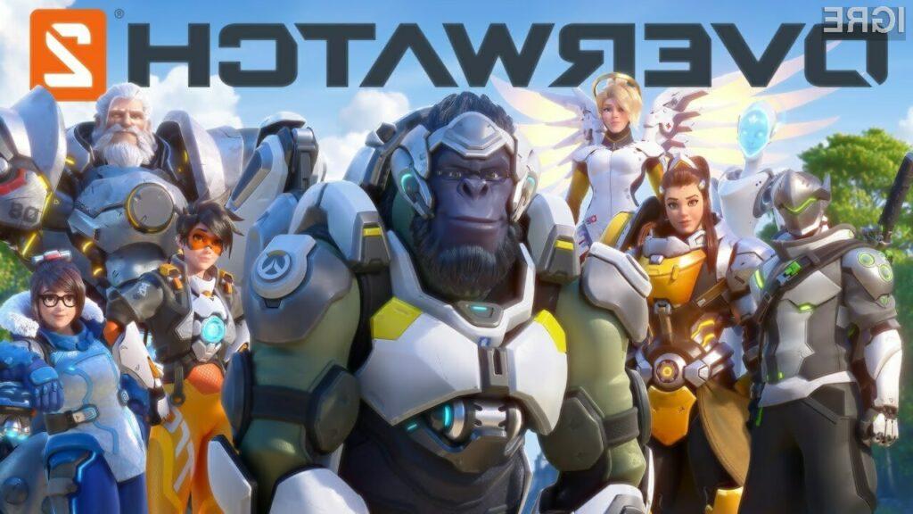 Poleg novega Diabla je Blizzard napovedal tudi nadaljevanje večigralske uspešnice Overwatch.