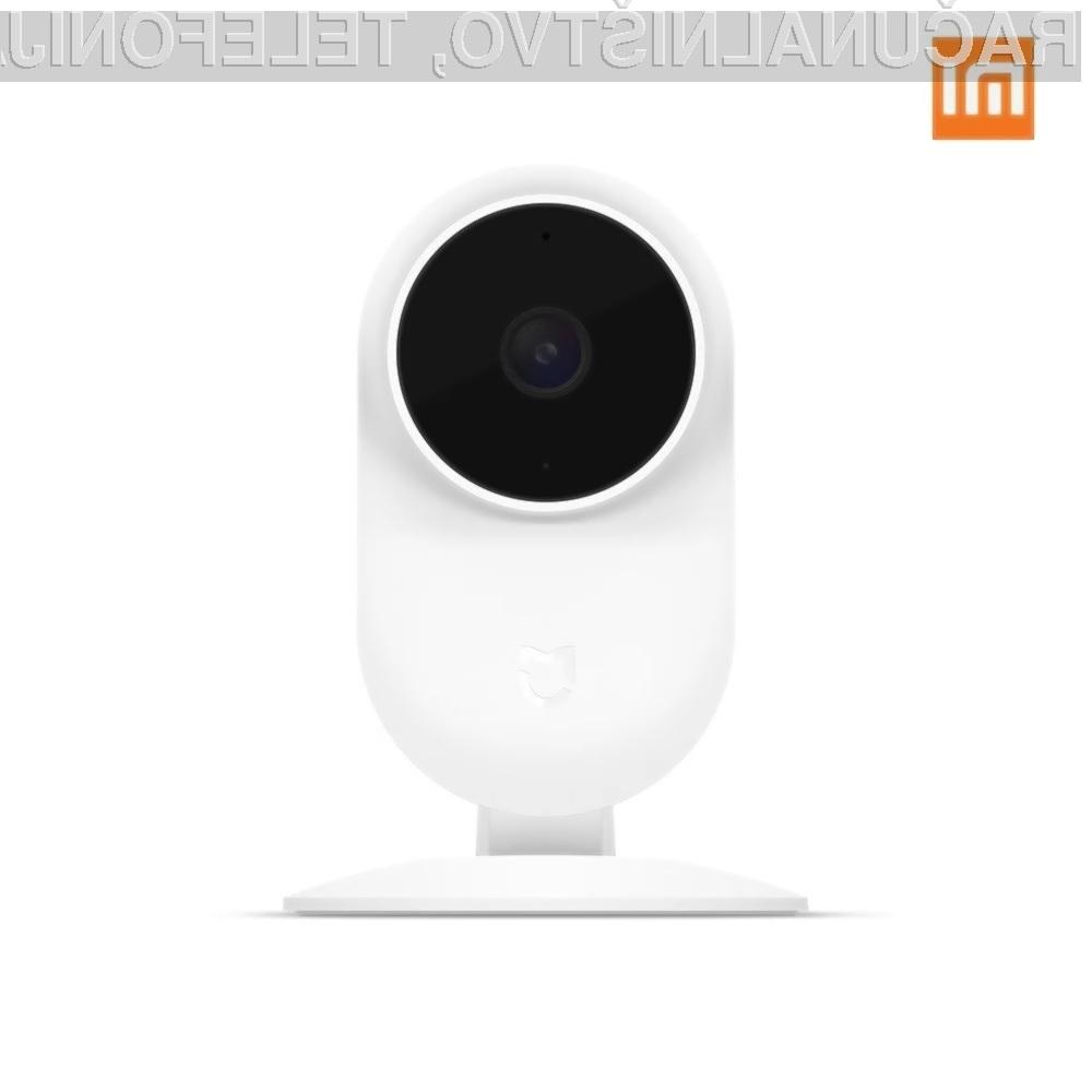 Odlična nadzorna kamera Xiaomi je lahko naša že za zgolj 19,76 evrov.