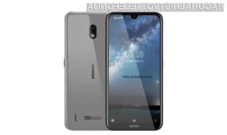 Nova Nokia 2.3 naj bi se prikupila tako mladim kot nekoliko zahtevnejšim uporabnikom.