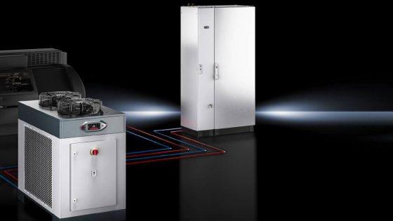Nove Blue e hladilne enote z močjo od 11 do 25 kW