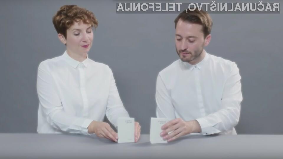 Googlov veliki načrt boja proti tehnološki odvisnosti: kos papirja