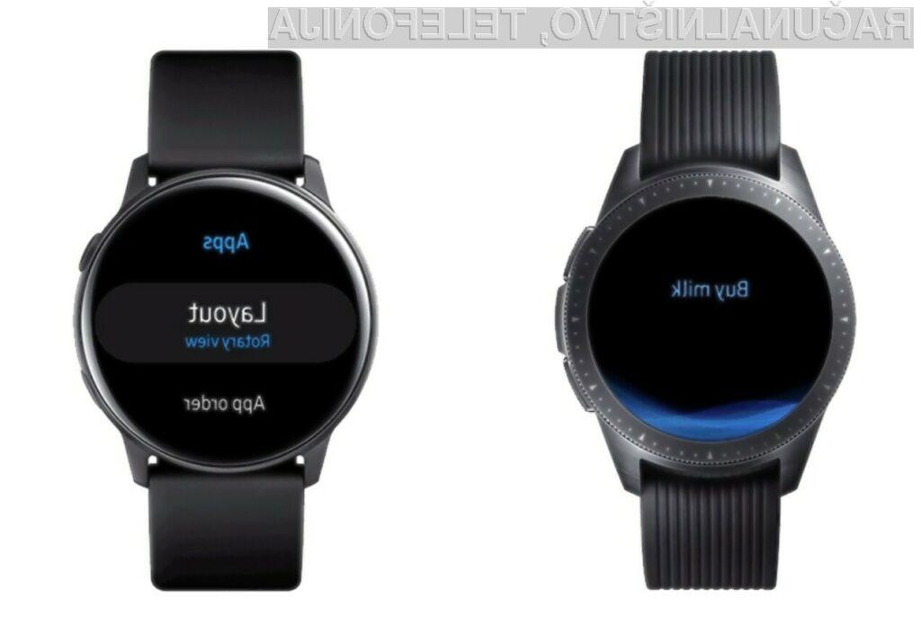 Samsungove pametne ure s kopico novosti