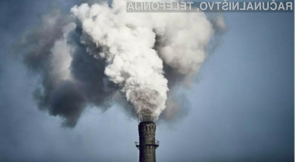 Ravni ogljikovega dioksida najvišje v človeški zgodovini