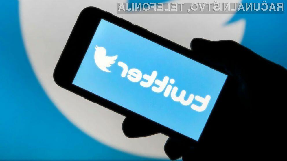 Twitter naj bi bistveno spremenil funkciji retvita in omemb