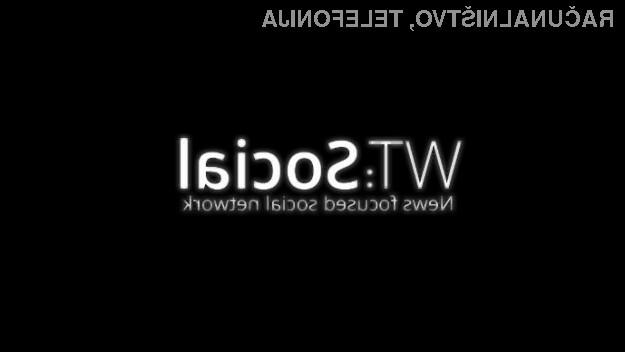 Družbeno omrežje »WT: Social« se financira iz prostovoljnih prispevkov.