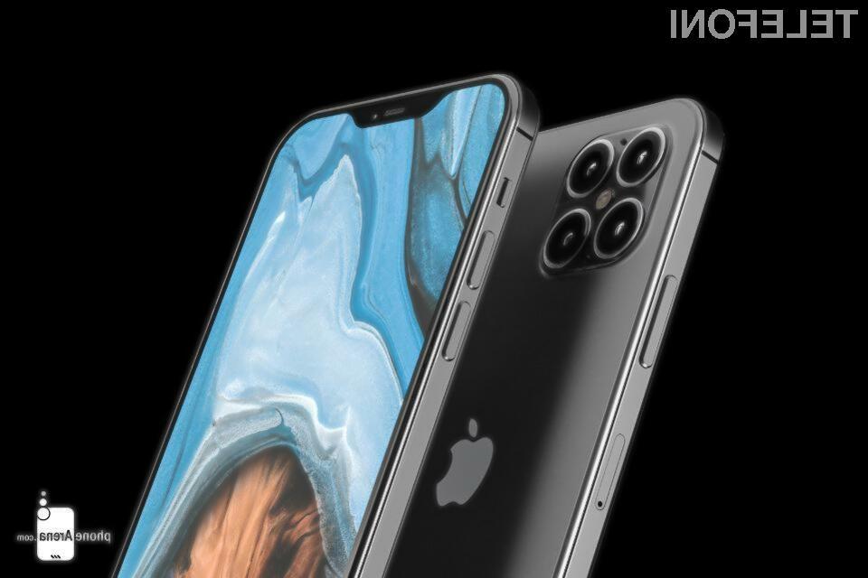 V letu 2020 5 novih iPhonov