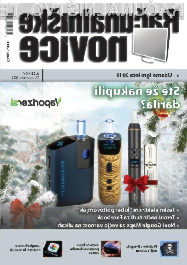 Nova številka revije: Ste že nakupili darila?