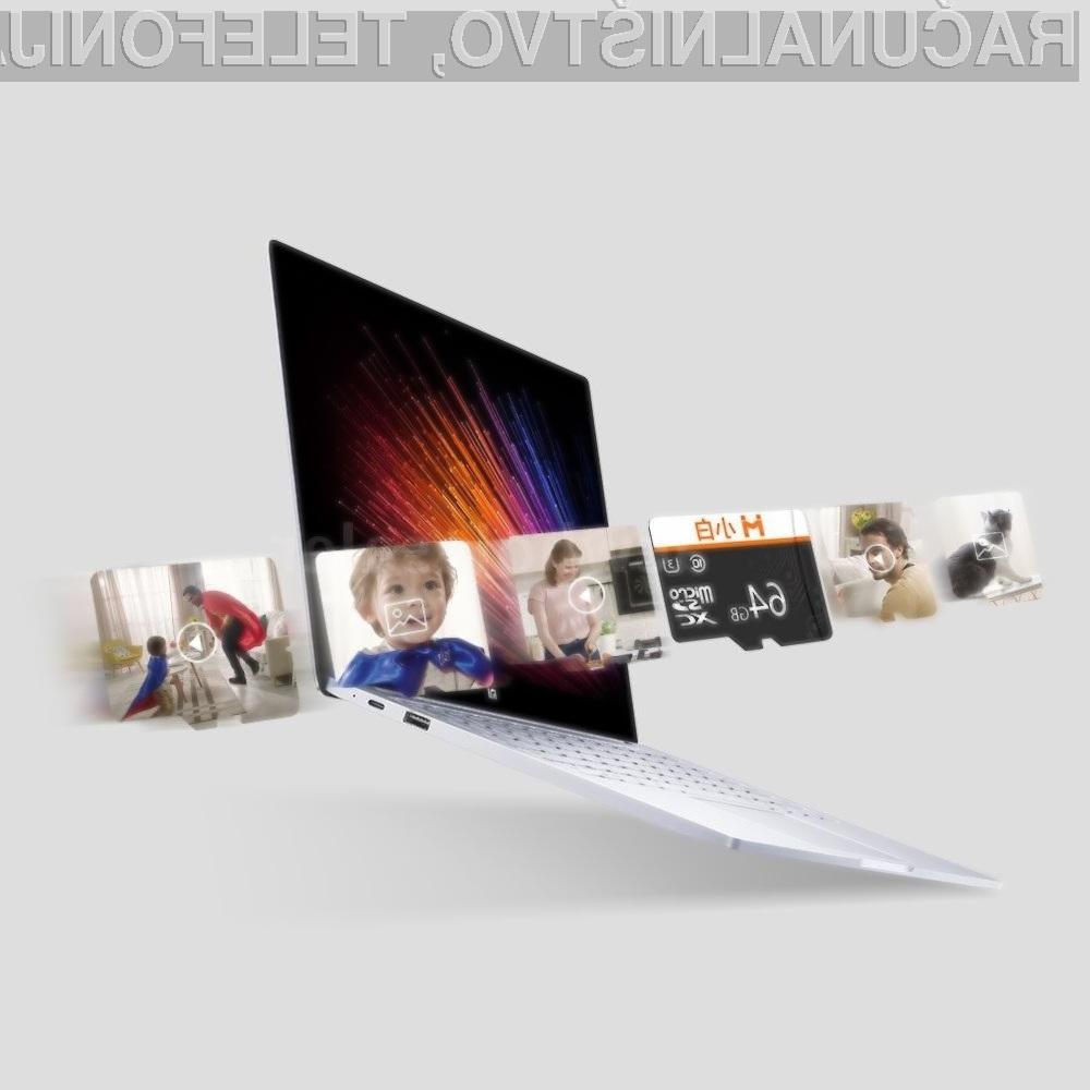 Pomnilniška kartica Xiaomi IMI nas zagotovo ne bo razočarala!
