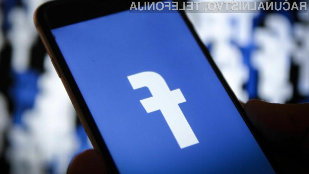 Facebook za lastnim operacijskim sistemom?