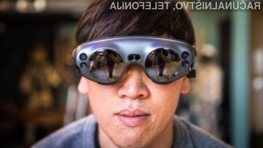 Doslej naj bi prodati le okoli šest tisoč primerkov očal Magic Leap One.